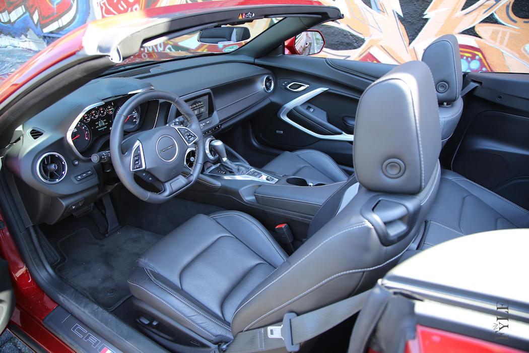Chevrolet Camaro Sitze