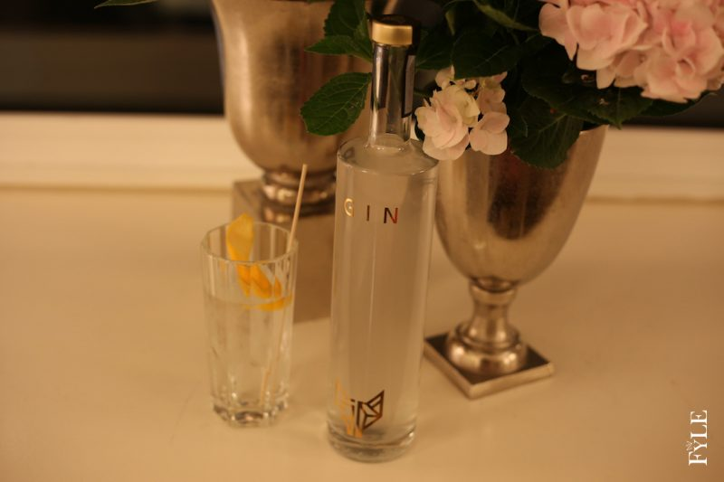Gineffect GIn natürtrüb Goldbrenner Gin