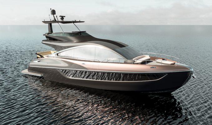 Lexus Luxusyacht