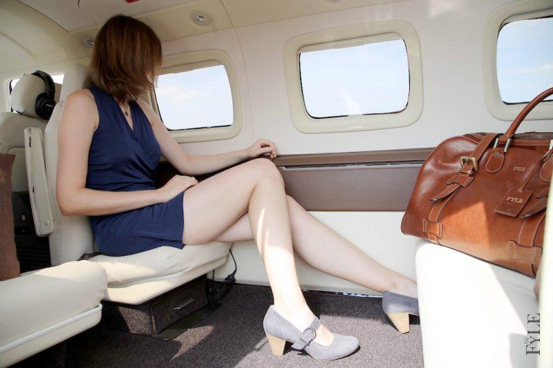 Charterflug Gepäck