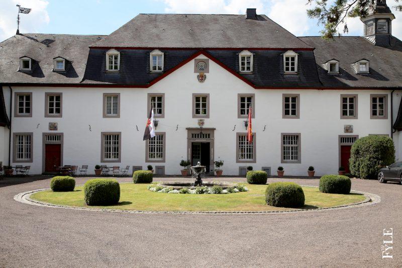 Schlosshotel auel nahe köln