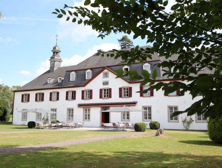 Schloss Auel Hotel drei sterne