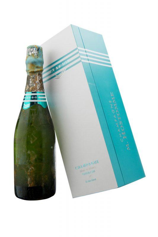 Champagner M. Hostomme Abysse bei Käfer verfügbar