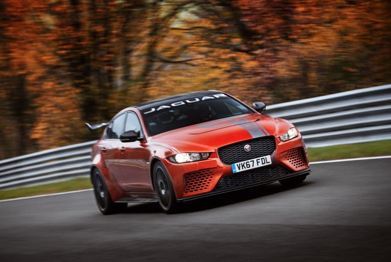 Jaguar SVO - XE SV Project 8