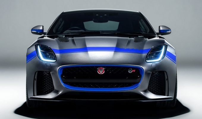 Jaguar SVO - F-TYPE SVR Graphic-Pack