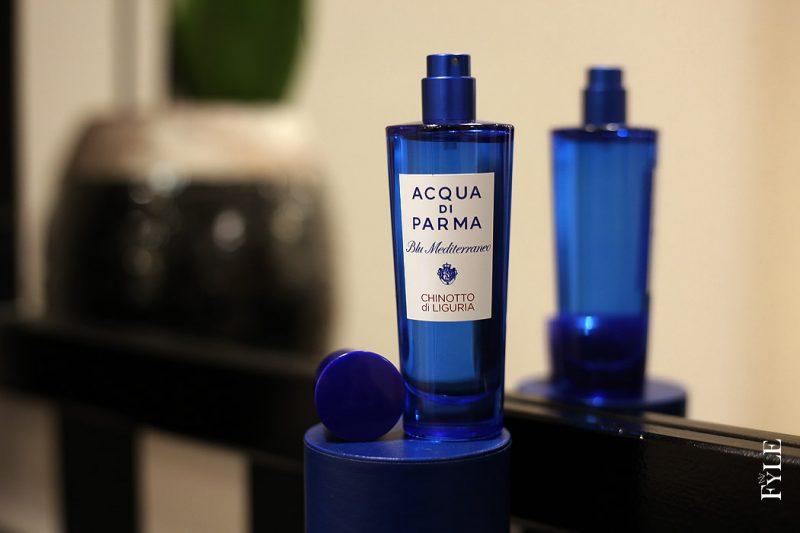 FYLE Aqua di Parma Blu Mediterraneo