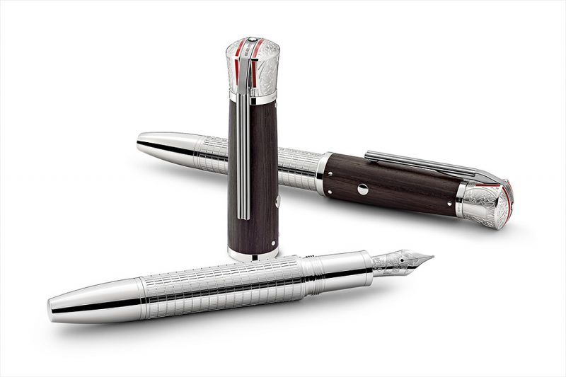 Montblanc James Dean Edition aus der Great Characters Serie