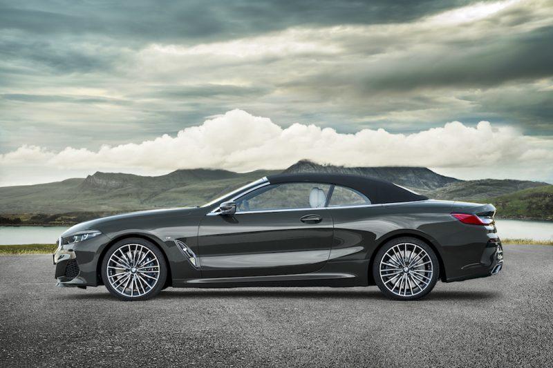 BMW 8er Cabriolet Seite