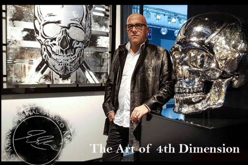 Marco Mehn Art of 4th Dimension