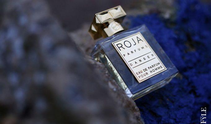 FYLE ROJA Parfums Danger Eau de parfum pour home