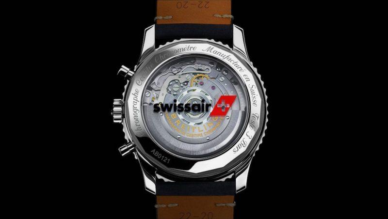 Breitling Capsule Edition Swissair