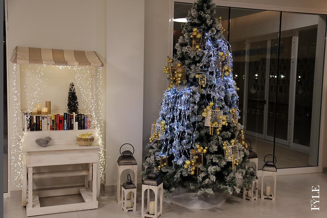 Iberostar Sabila Weihnachtsbaum