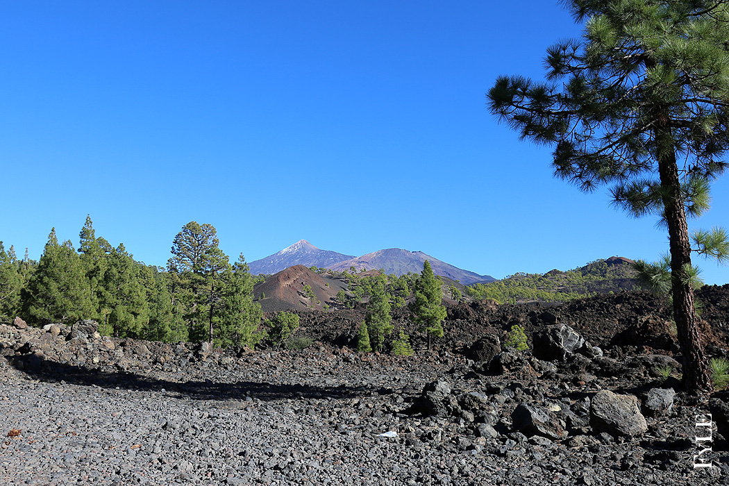 Pico del Teide Teneriffa Vulkan