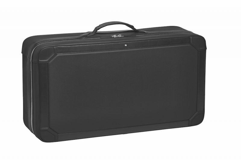 Montblanc x BMW Luggage Set schwarz