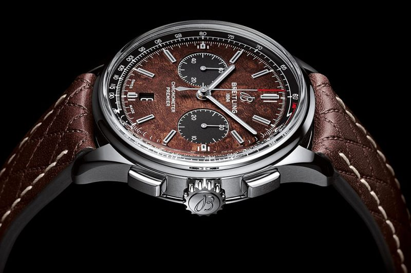 Breitling Premier Bentley Centenary Limited Edition Armband