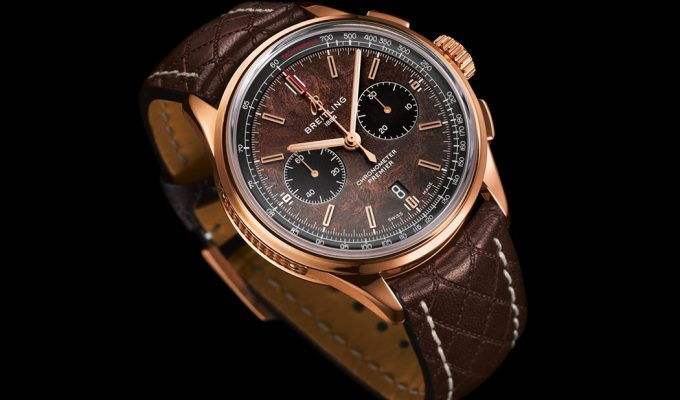 Breitling Premier Bentley Centenary Limited Edition