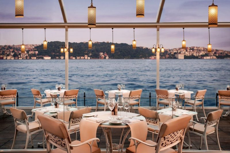 Kempinski Ciragan Palace Bosphorus Grill