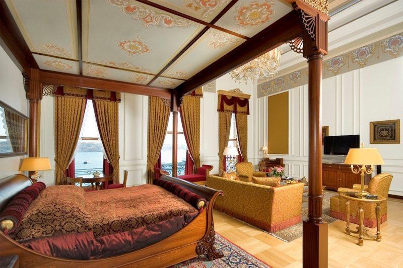 Kempinski Ciragan Palace Sultan Suite