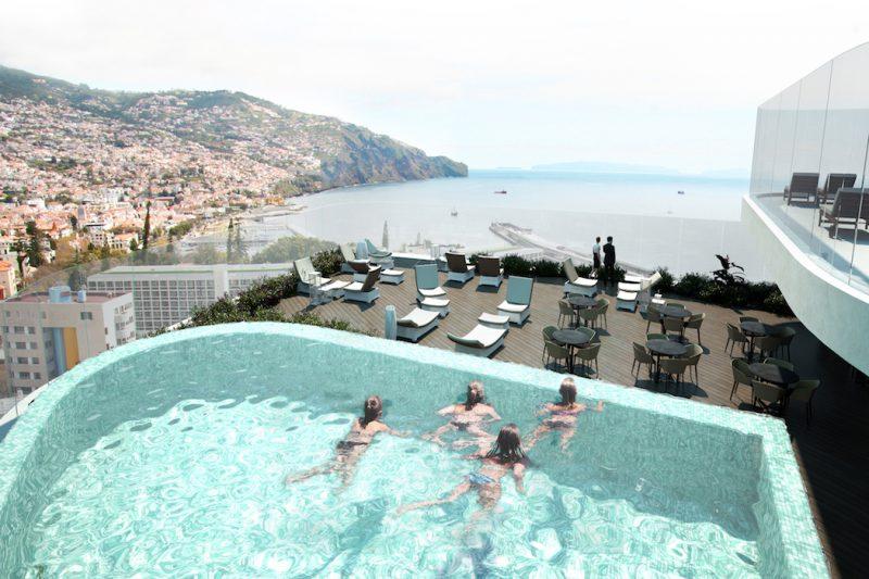 Savoy Palace Funchal Pool