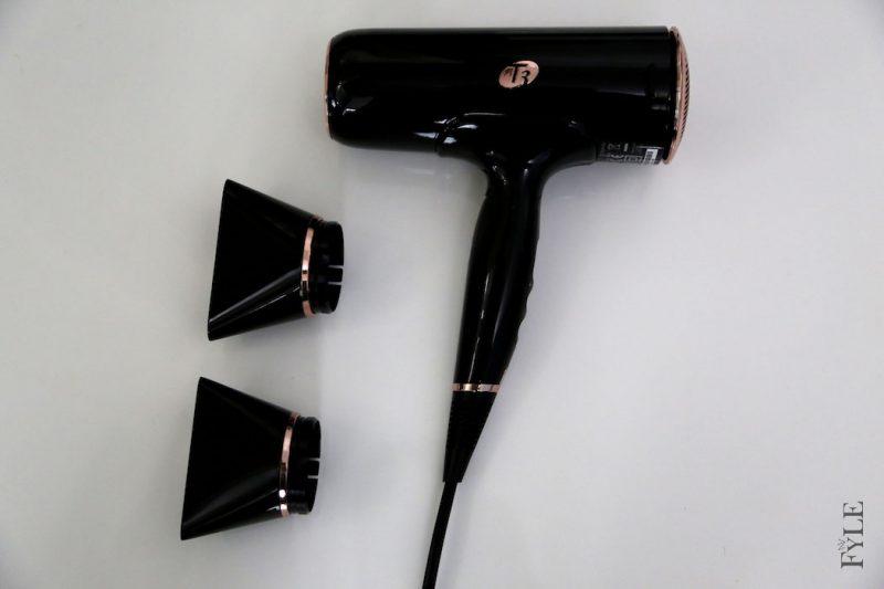 T3 Cura Luxe black Aufsätze