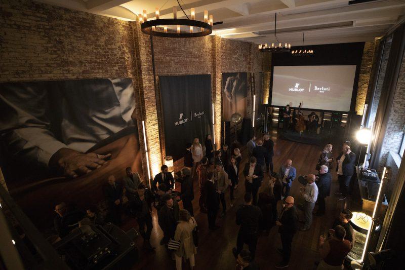 Hublot Classic Fusion Chronograph Berluti Premiere