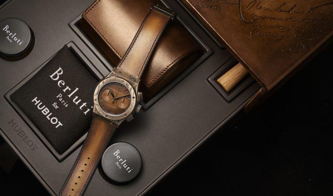 Hublot Classic Fusion Chronograph Berluti