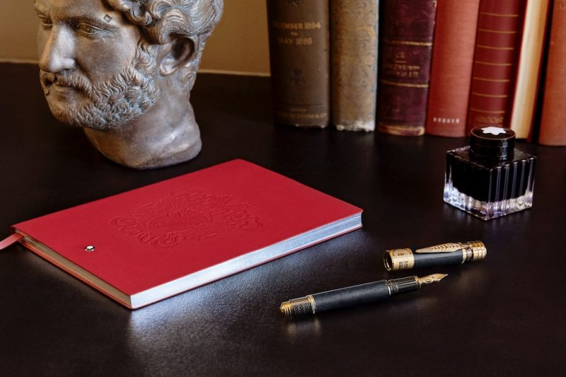 Montblanc Patron of Art Homage to Hadrian Limited Edition
