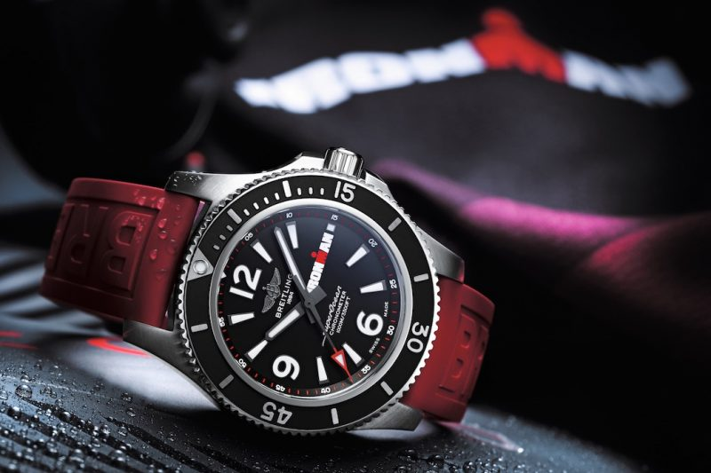 Breitling Superocean Automatic 44 Ironman Limited Edition