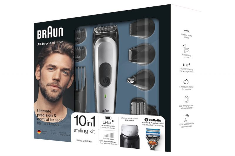 Braun Multi-Grooming Kit 7020