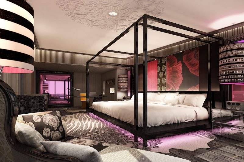 W Muscat Extreme WOW Suite