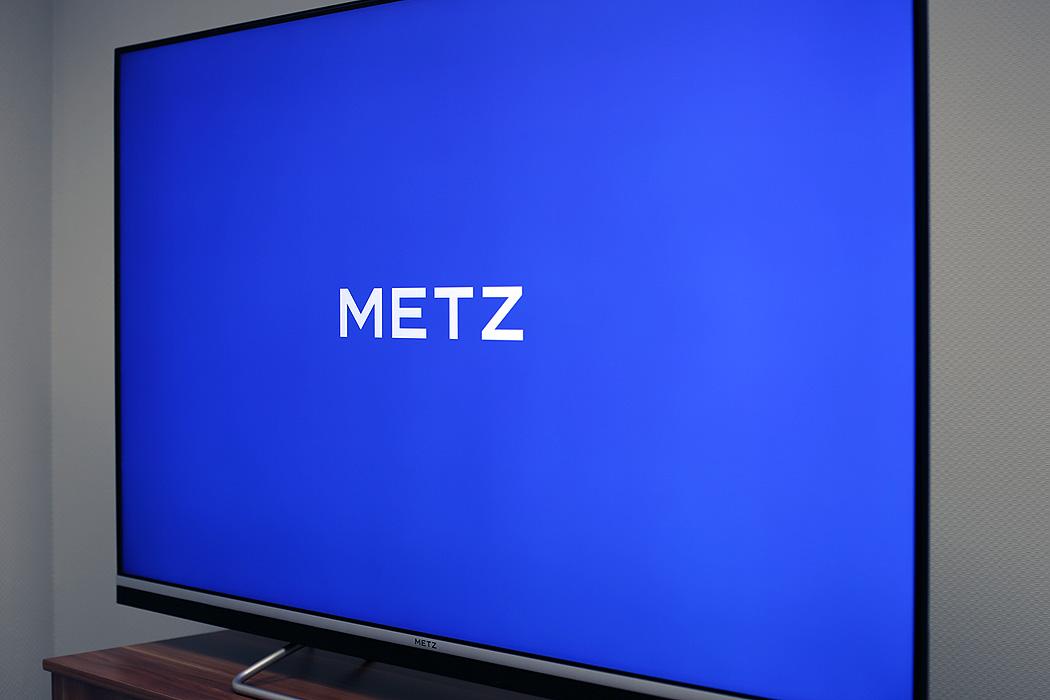 FYLE METZ blue Q36 Smart-TV