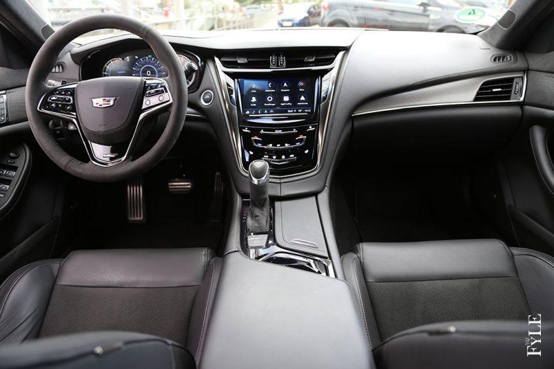Cadillac CTS-V Cockpit