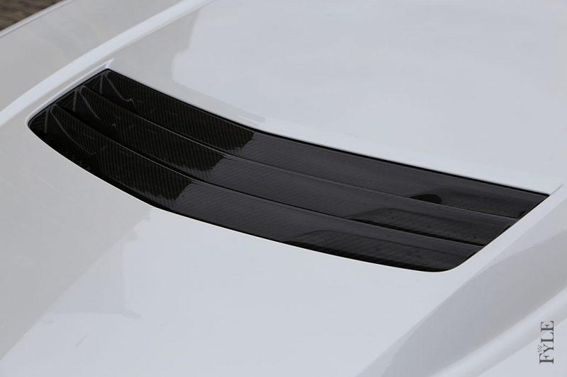 Cadillac CTS-V Hutze Carbon