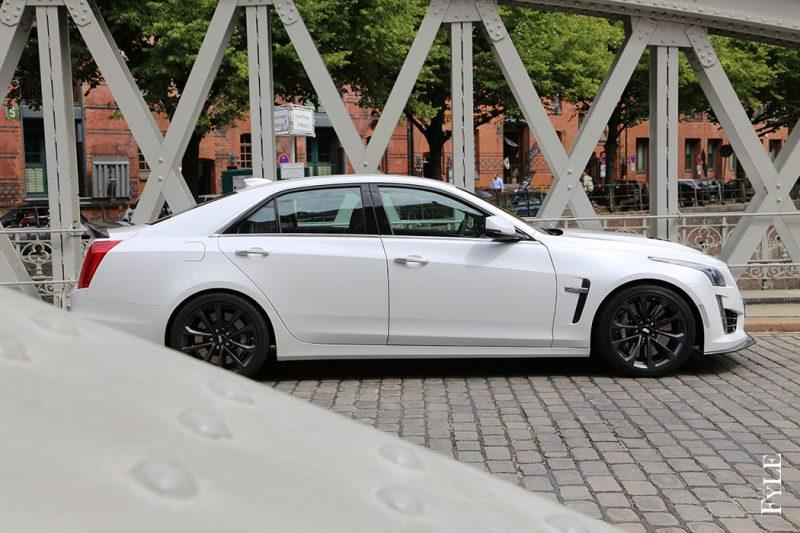 Cadillac CTS-V Hamburg