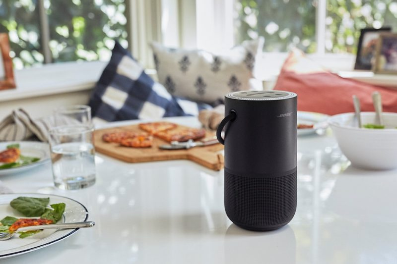 Bose Portable Home Speaker schwarz