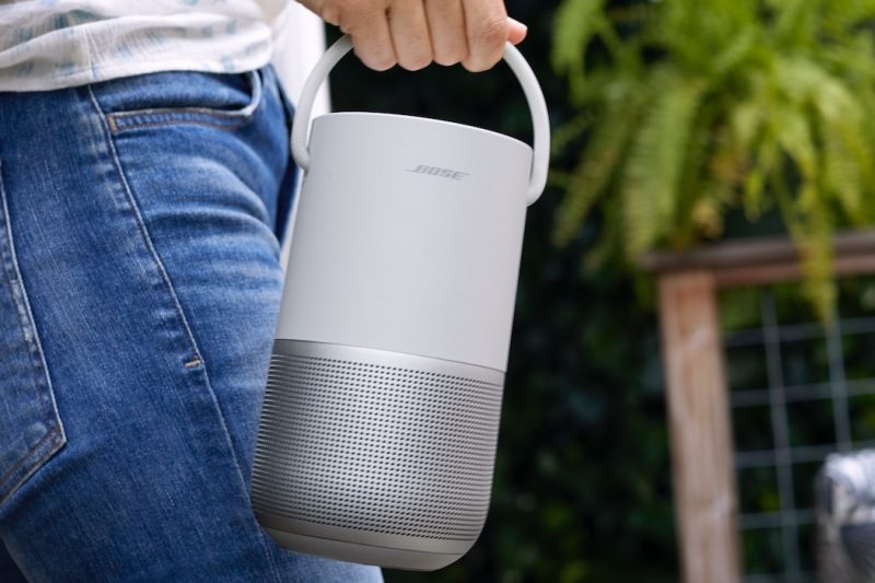 Bose Portable Home Speaker weiss