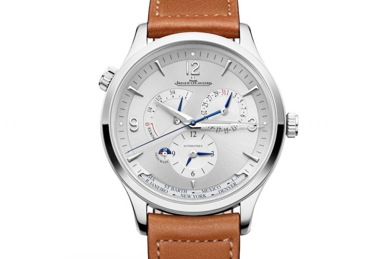 Jaeger-LeCoultre Master Control Geographic