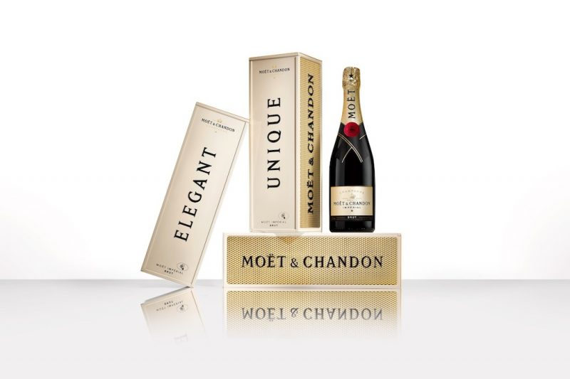 Moët & Chandon Specially Yours Impérial