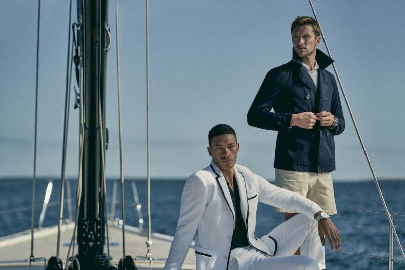 IWC & Orlebar Brown Fashion