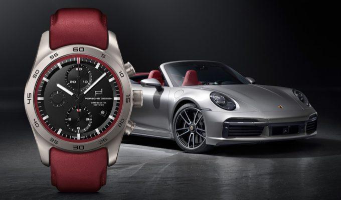 Porsche Design Uhren-Konfigurator