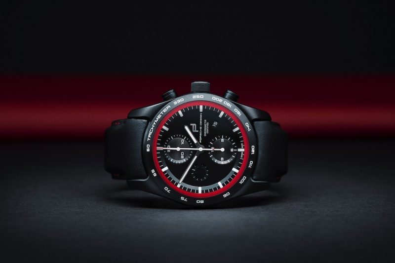 Porsche Design Uhren-Konfigurator Chronograph