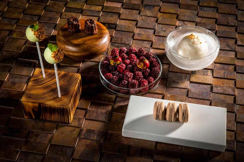 Restaurant Apron Dessert