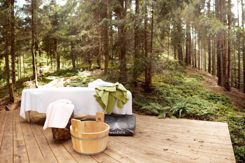 Naturhotel Forsthofgut waldSPA