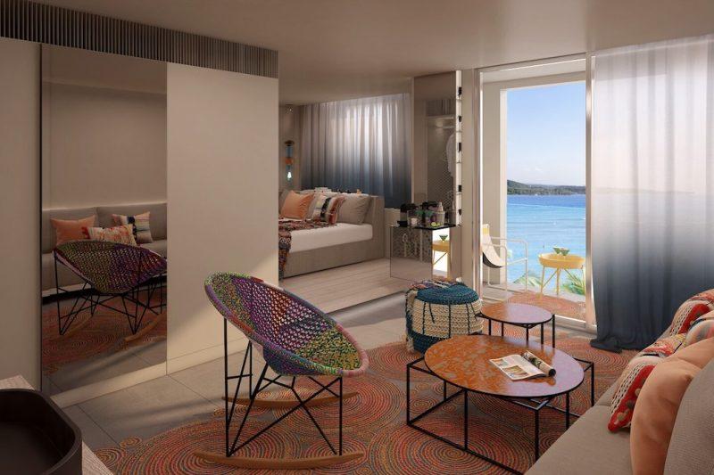 W Hotel Ibiza Suite