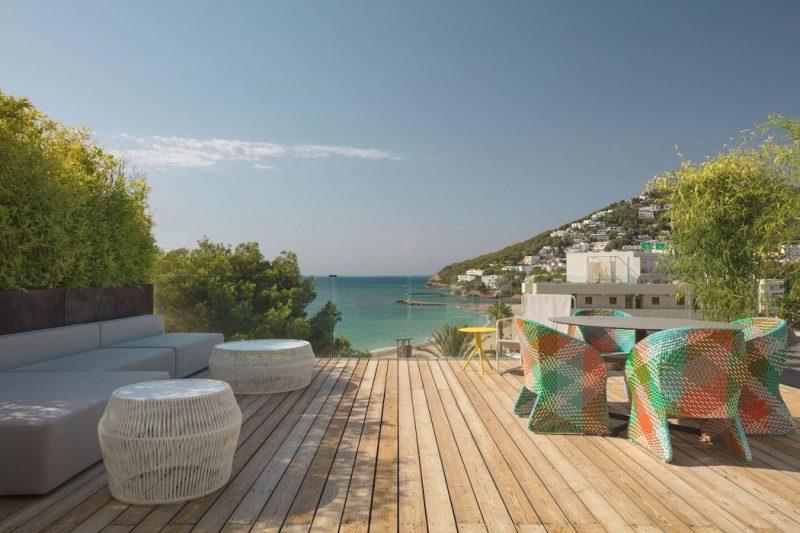 W Hotel Ibiza View