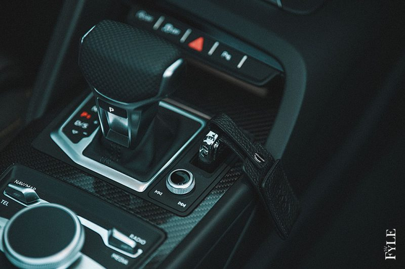 Audi R8 Spyder V10 performance S Tronic
