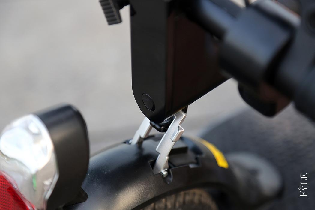FYLE E-Scooter Trekstor eGear Details