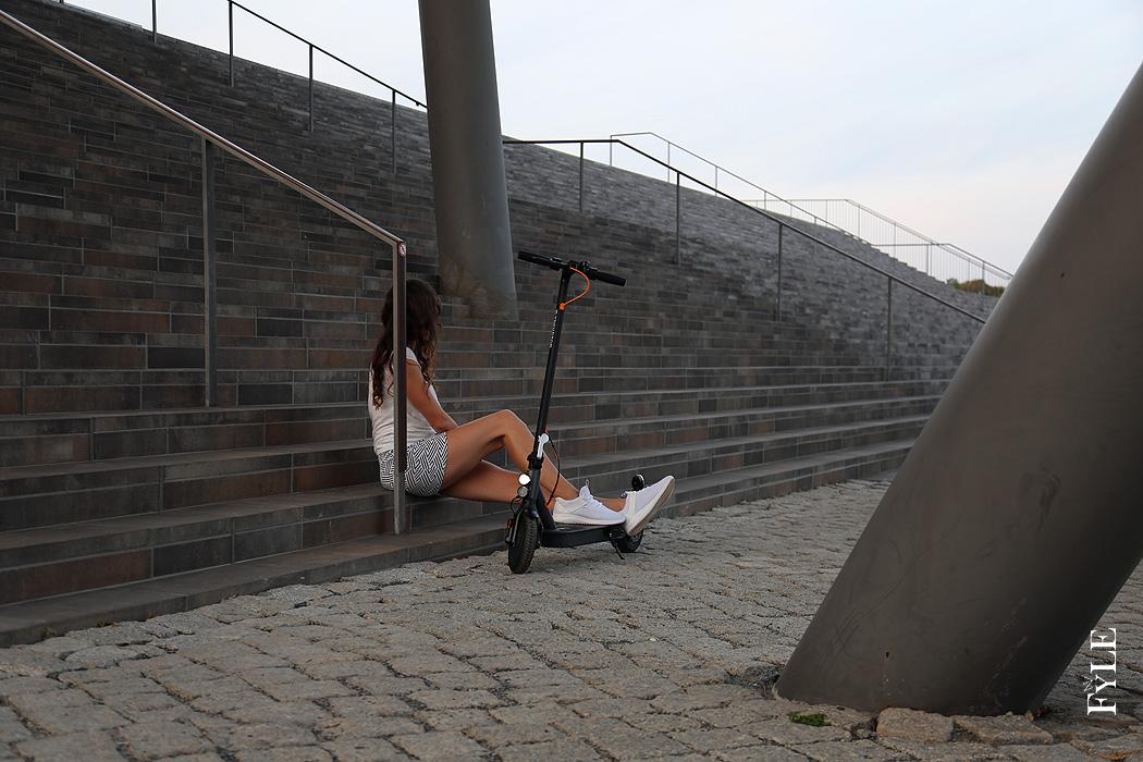 FYLE E-Scooter Trekstor eGear