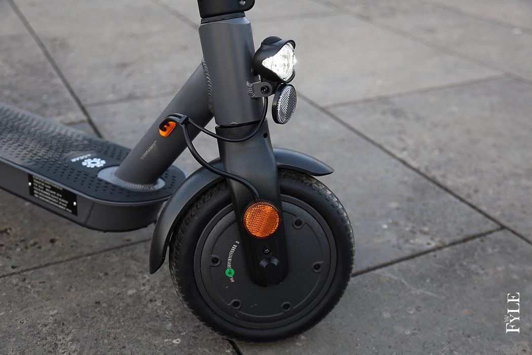 FYLE E-Scooter Trekstor eGear Vorderrad
