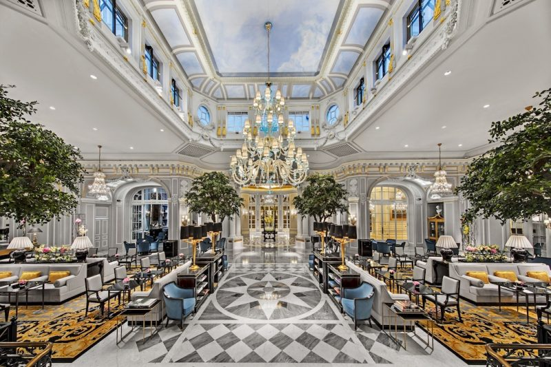 Luxus-Roadtrips by Marriott St. Regis Rome